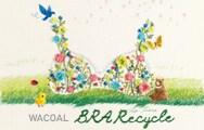 ワコール ブラ・リサイクル